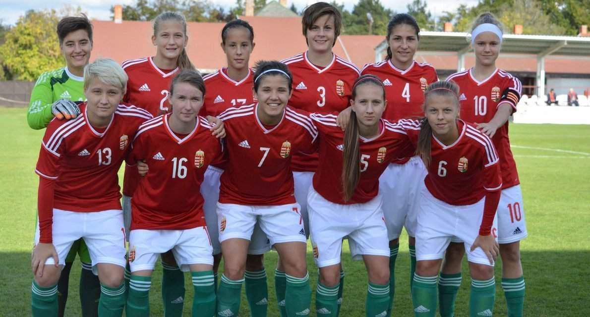 Women's Under 17s: Hungary cruise through to Elite phase of Euro qualifying