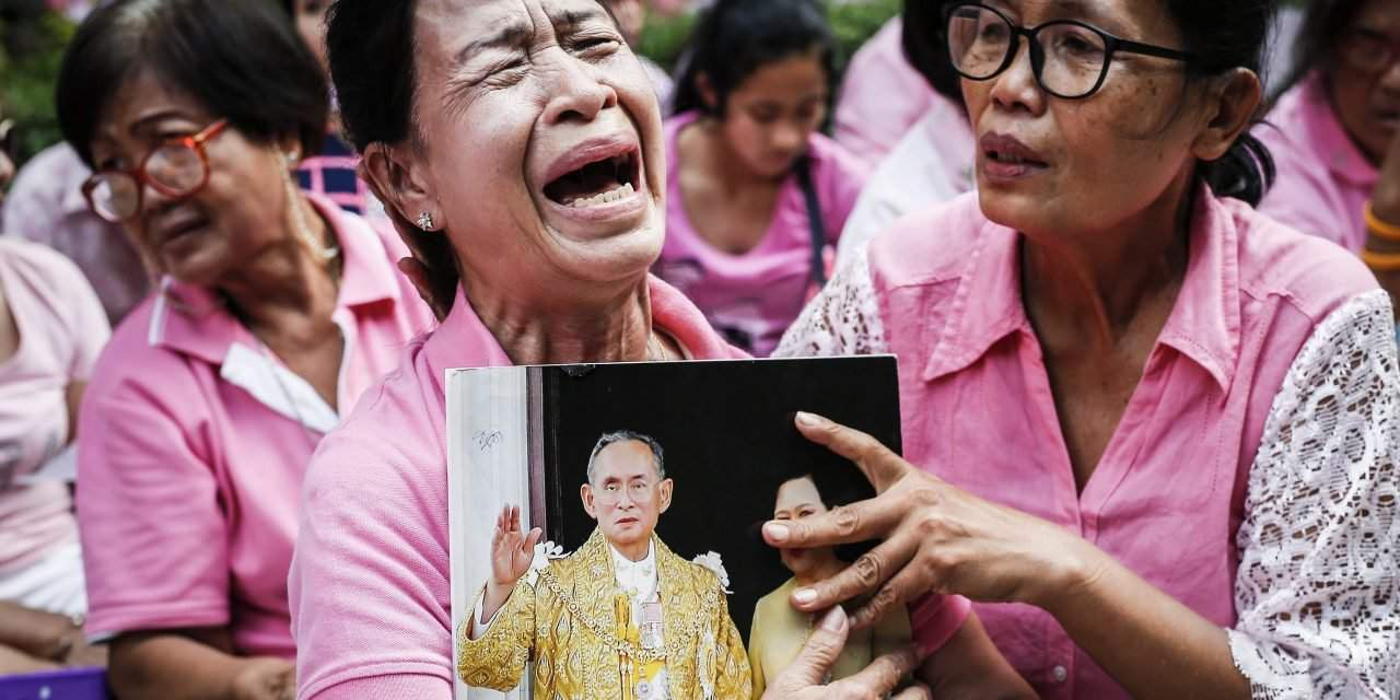 Hungary condoles over Thai King's death