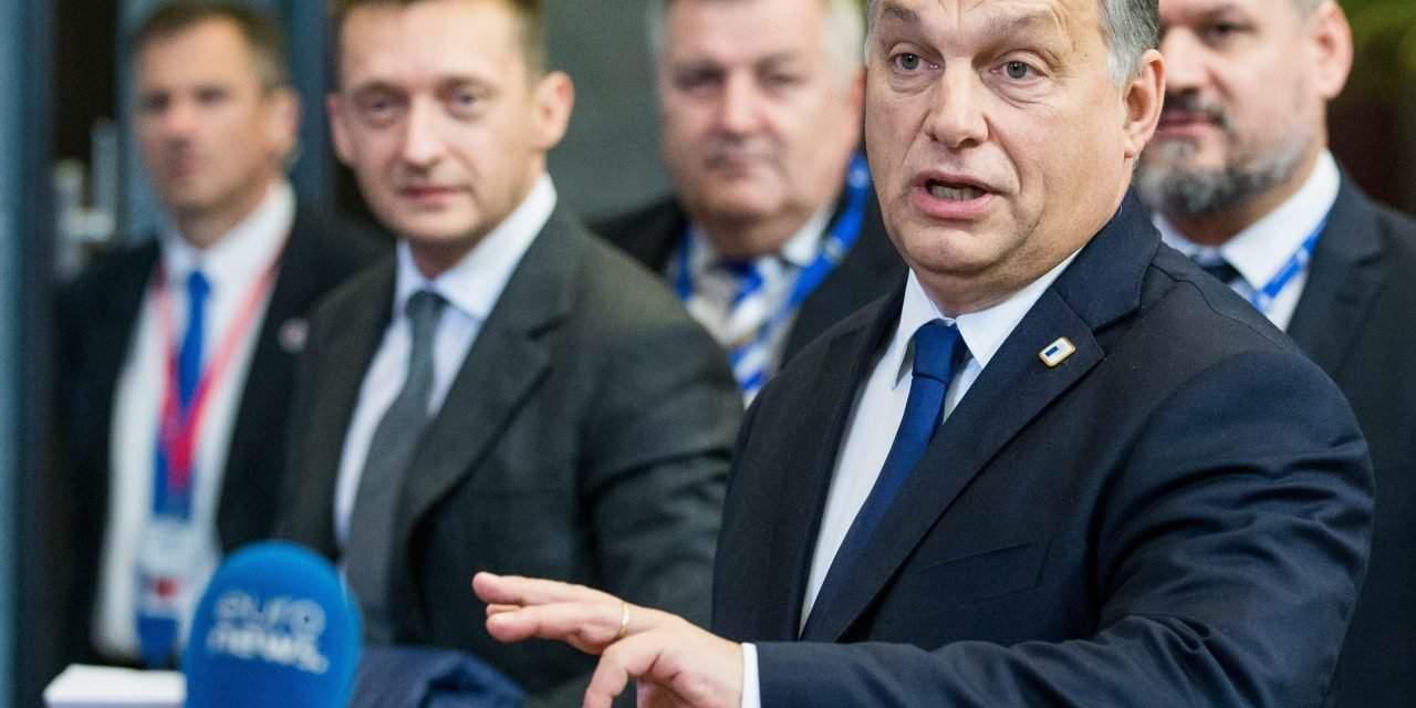 EU summit – Orbán: EU leaders in stalemate on migrant quotas