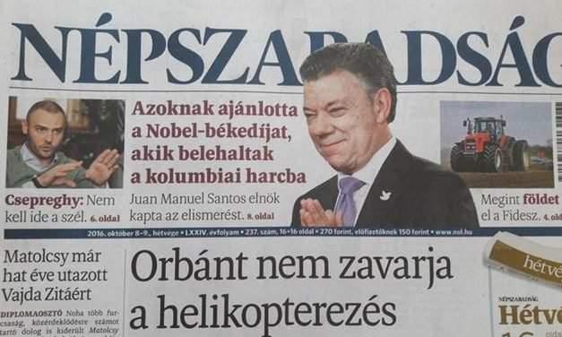 Mediaworks makes offer to Népszabadság staff