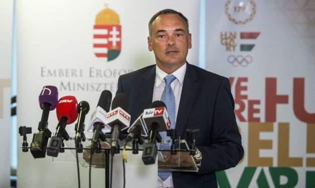 The Hungarian Olympic Committee fell because of its performance in Rio