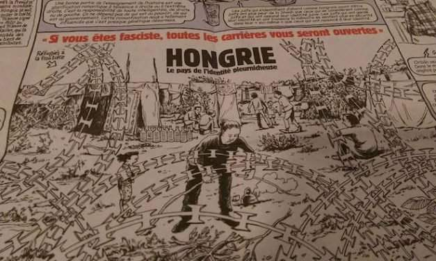 "Charlie Hebdo: ""Hatred makes Hungarians happy"""