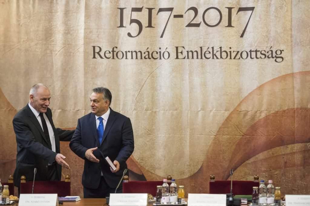 reformation - Orbán Viktor; Bogárdi Szabó István