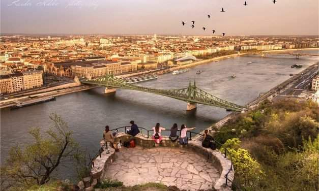 Outstanding touristic developments start in Hungary