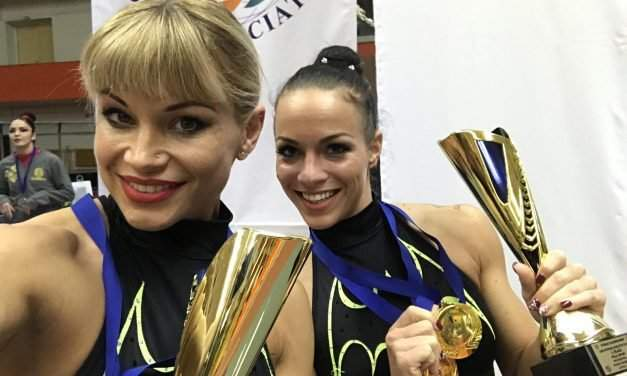 Hungarian winners in pole sport at the World Championship Air Power Athletics
