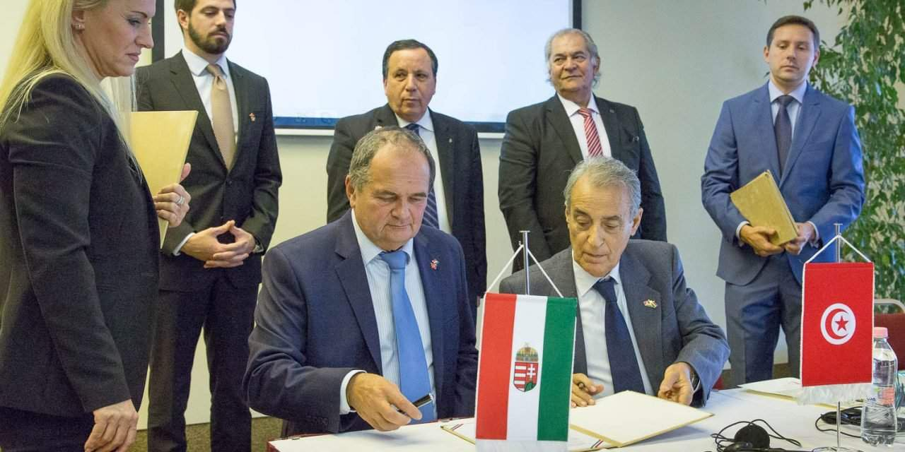 A new chapter began in the business relationship of Hungary and Tunisia
