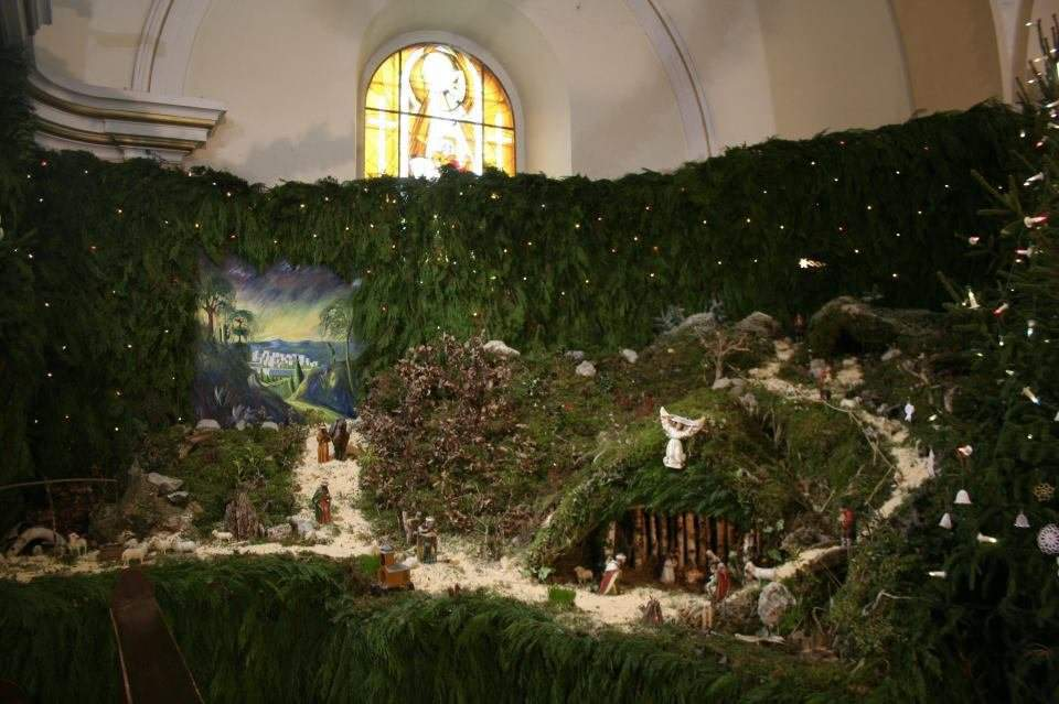 vörs betlehem nativity