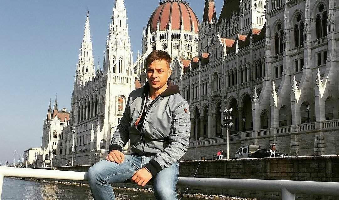 Game of Thrones actor Tom Wlaschiha spotted in Budapest
