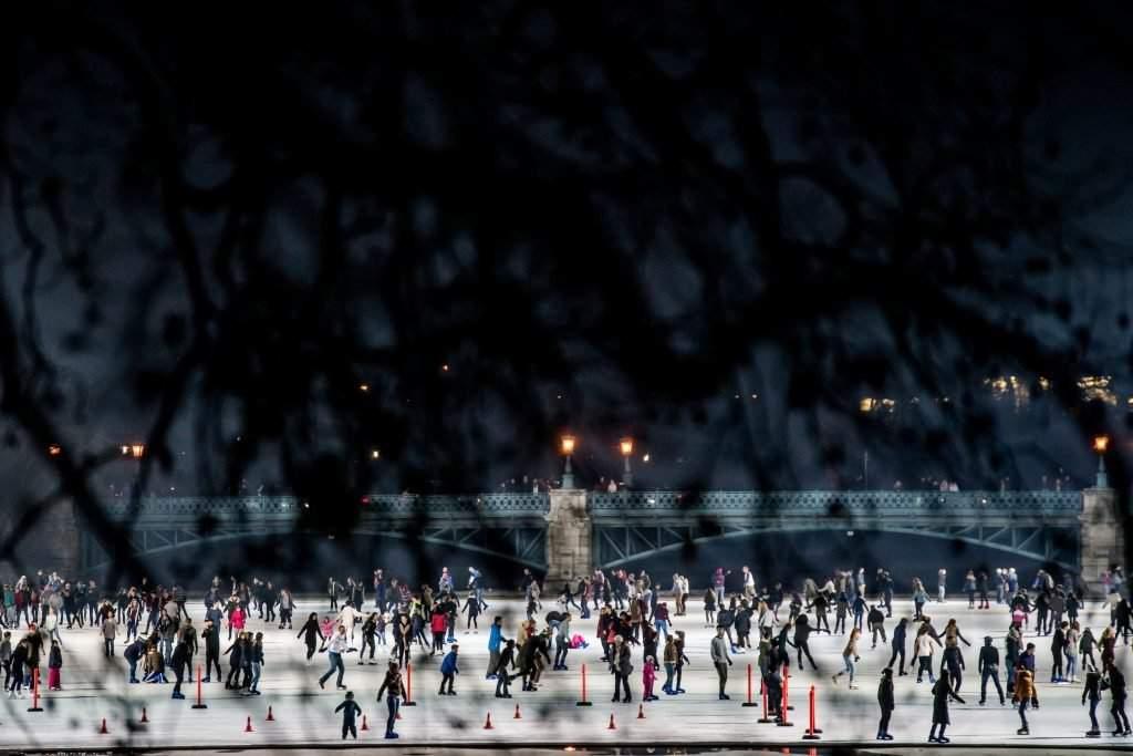 Városligeti Mûjégpálya city park ice rink
