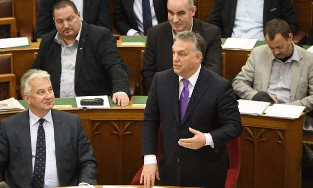 Orban: Labour-based economy successful