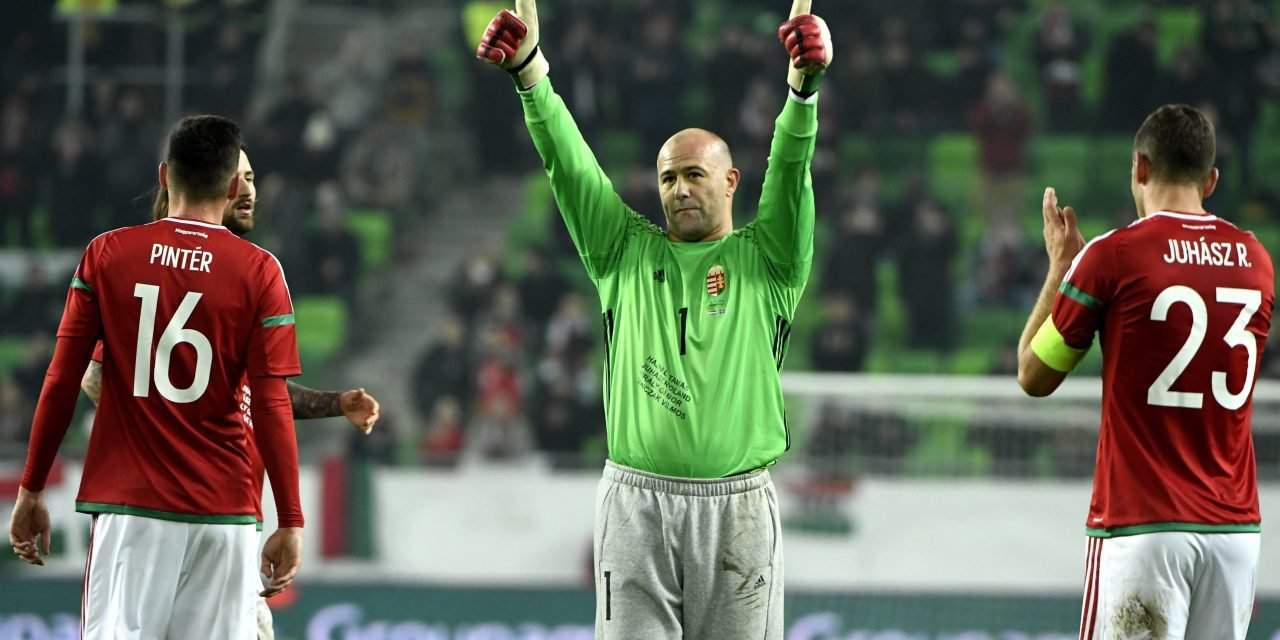 Hungary bid farewell to Király and Juhász but slip to loss against Sweden