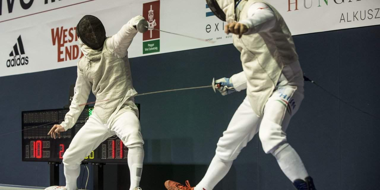 Hungary to host modern pentathlon, fencing world championships in 2019