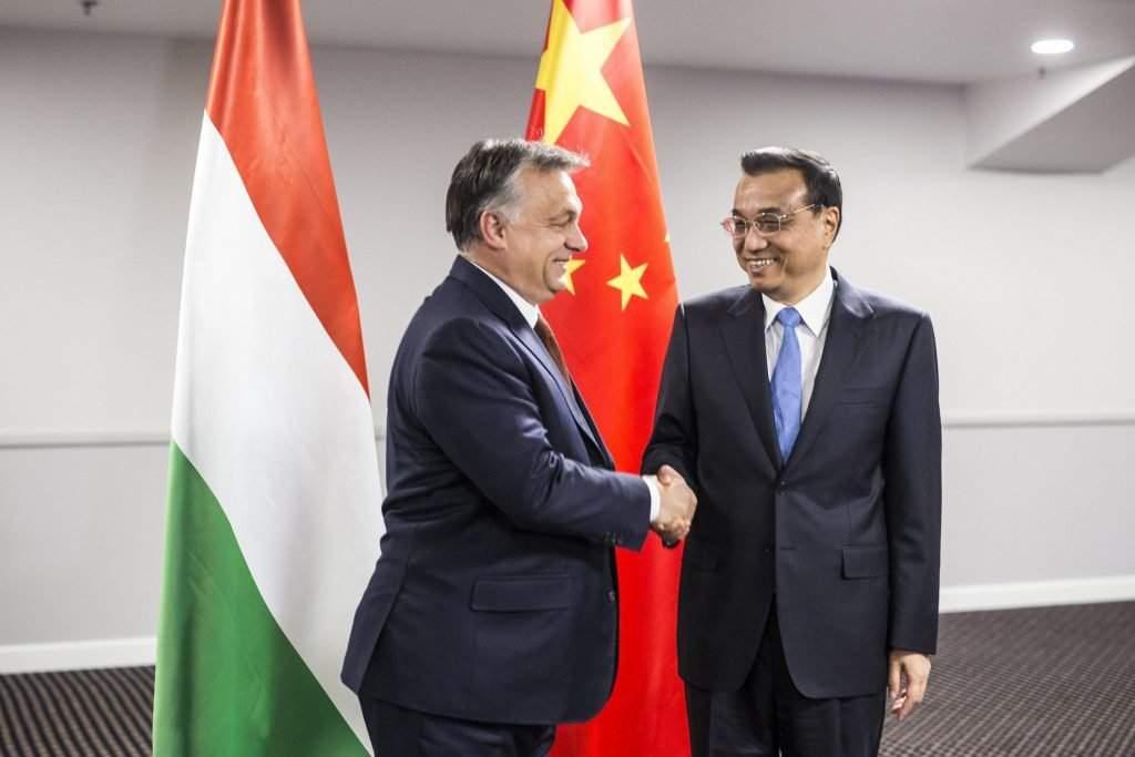 Orbán Viktor; LI Ko-csiang - china