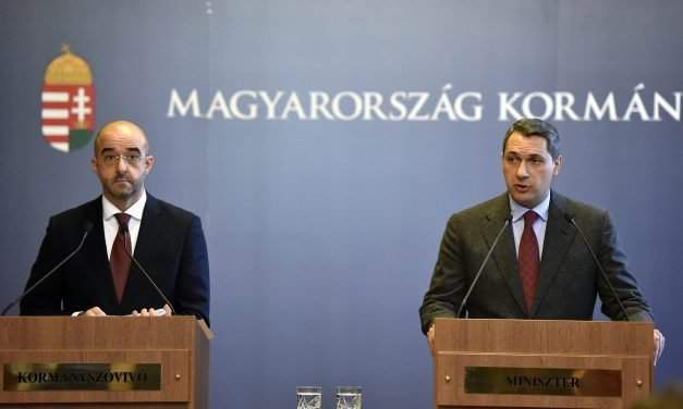 Hungarian government: fierce EU debate expected over migrant quotas
