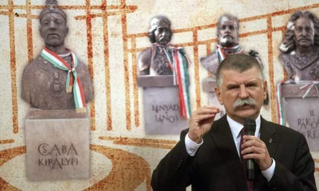 House speaker calls on Hungarian parties in Romania to cooperate