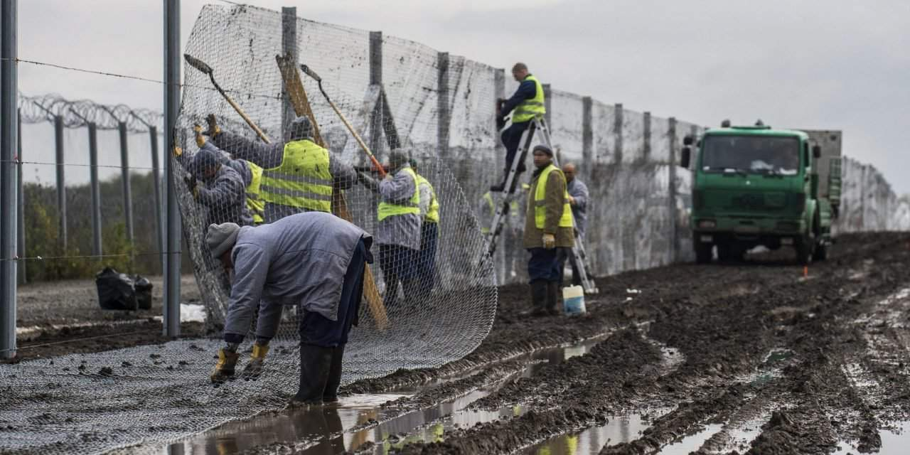 Hungarian government: No reduction in migration pressure expected