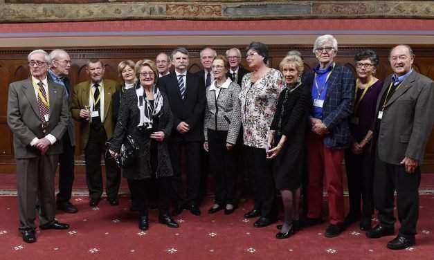 Hungary thanks solidarity of sportsmen who boycotted 1956 Melbourne Olympics
