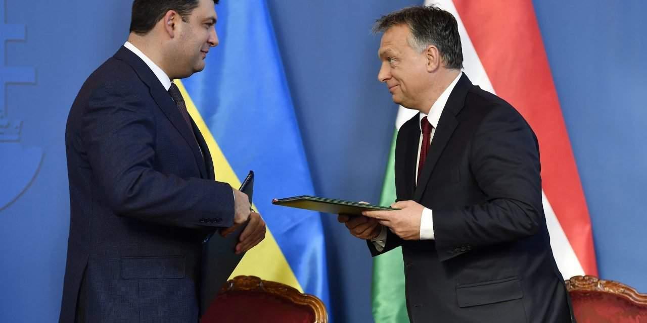 Orbán held talks with Ukrainian prime minister