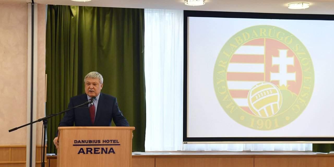 MLSZ President Csányi: Hungarian football has had a good year