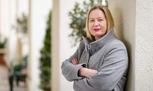 Interview with Julia Buxton, the Acting Dean and Professor at Central European University