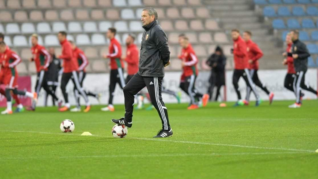 Bernd Storck names Hungary squad for Andorra and Sweden matches