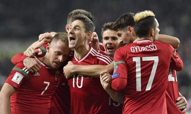 Gera and the Ádáms deliver the goods against Andorra