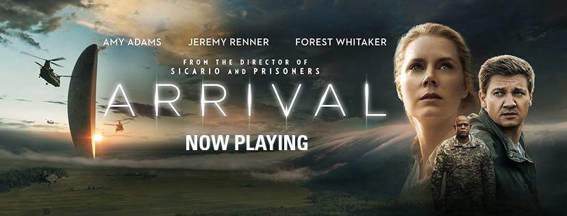 A Hungarian expression is mentioned in Arrival, the sci-fi movie of the year