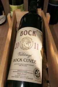 bock-cuvee