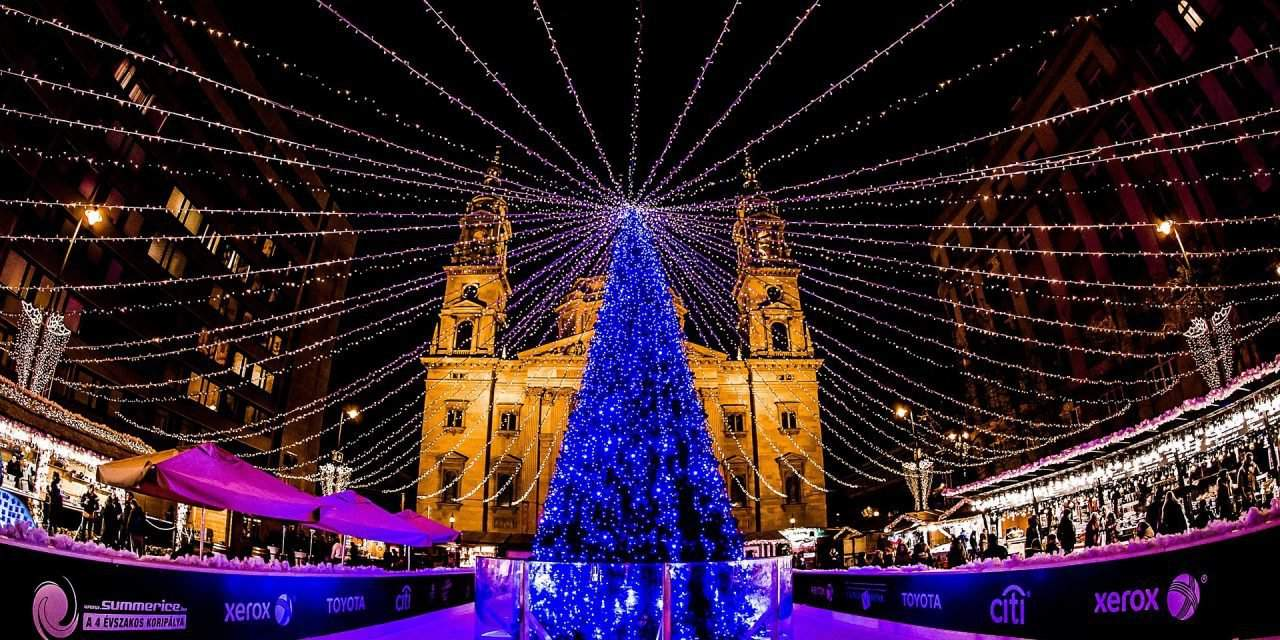 One of Budapest biggest Christmas markets opens soon