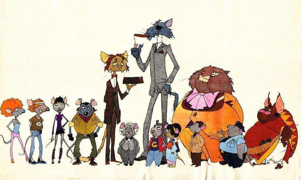 The 30th anniversary of the iconic Hungarian animated movie, Cat City