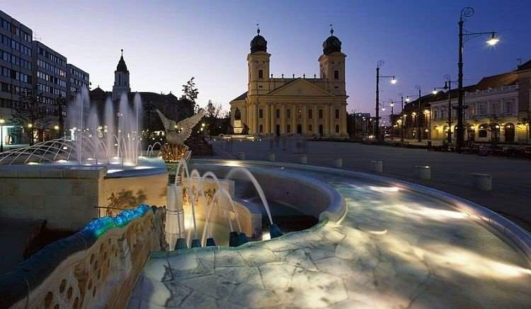 Debrecen among the top ten touristic recommendations of Lonely Planet