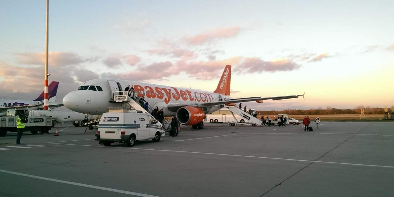 The easyJet bringing more flights to Budapest