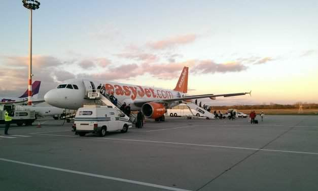New EasyJet flight to Netherlands and one-time Eastern Airways flight from UK to Budapest