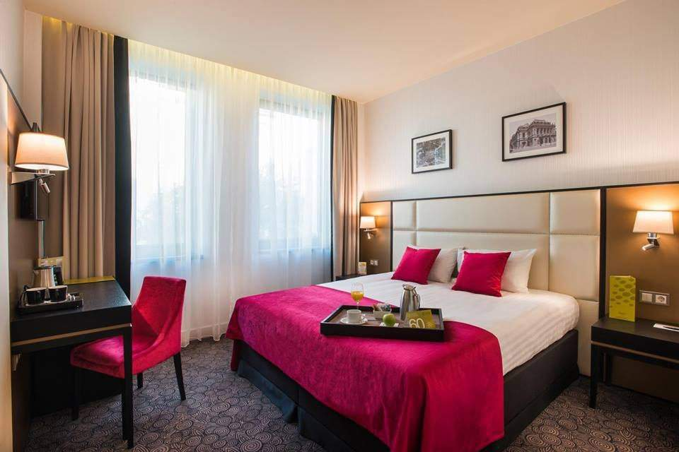 Exe Danube Budapest, a new 4-star hotel in Budapest