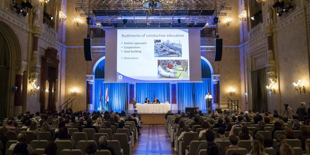 Ninth World Congress on Conductive Education gets under way in Budapest