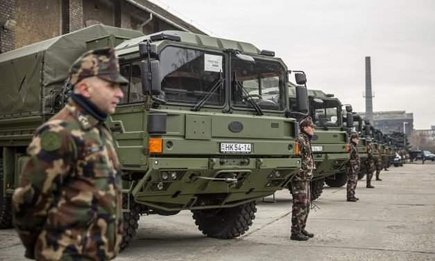 Hungarian armed forces extend participation in EU Somalia mission