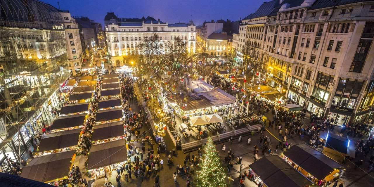 Best photo gallery of Christmas in Hungary