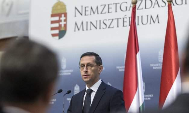 Further tax cuts hinge on growth, says Hungary's economy minister