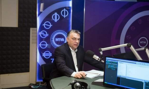 Orbán's interview about migration, energy price cuts and other interesting topics