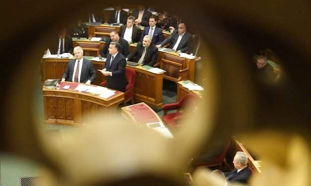 Parliament session today: Lawmakers pass resubmitted property law and other important laws