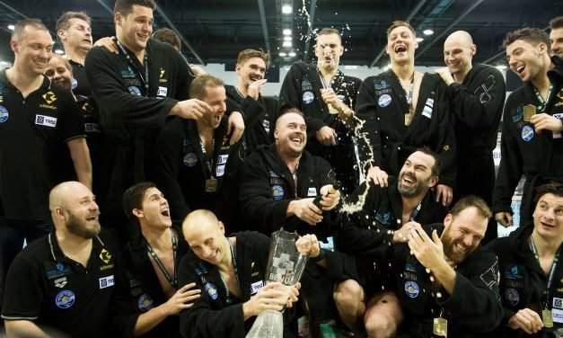 Szolnoki Dózsa-Közgép win the final of the BENU Hungarian Cup