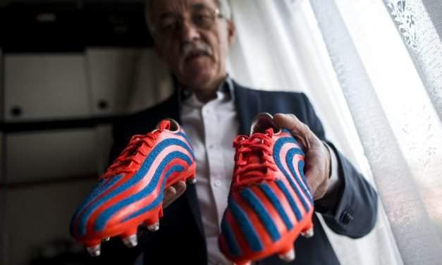 Adidas to pay the Hungarian inventor of the best football shoe ever
