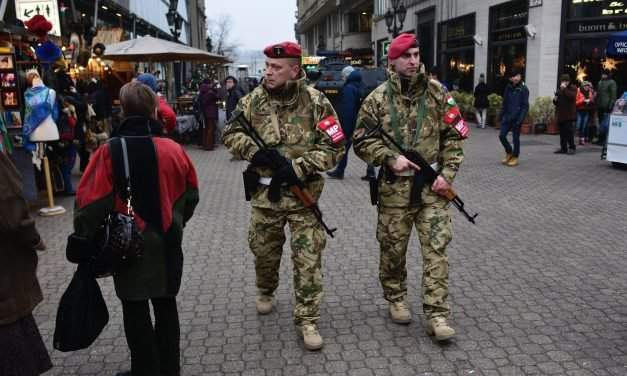 Monday terror suspects no threat to Hungary, says interior ministry