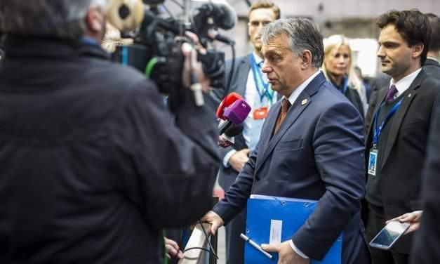 EU leaders summit – Orbán: Plans of refugee camps outside EU gaining support