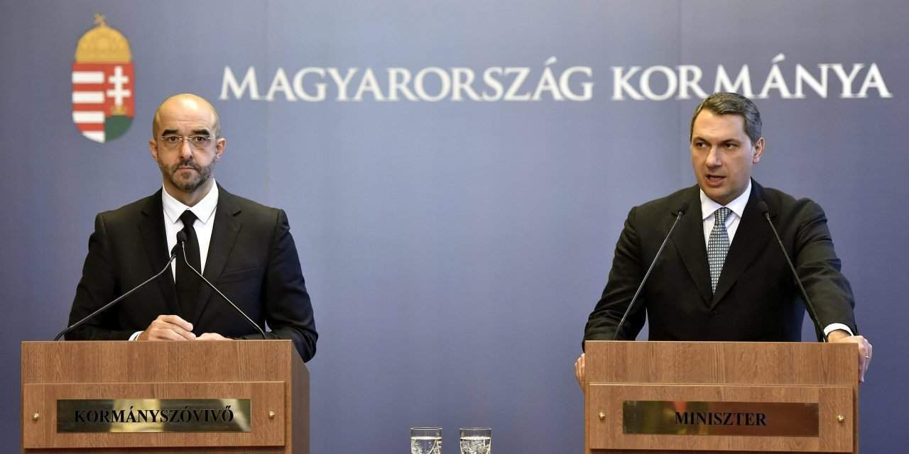 Weekly government press briefing about PISA, mayor's wage, migration and other topics