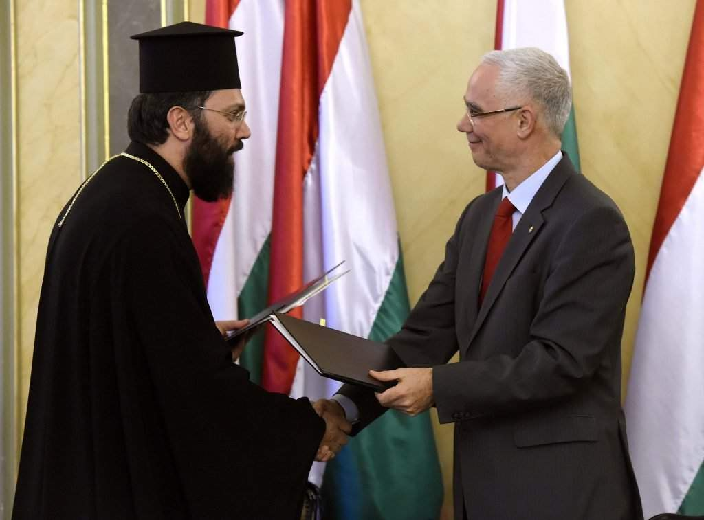 Balog Zoltán, Ecumenical Patriarchate of Constantinople