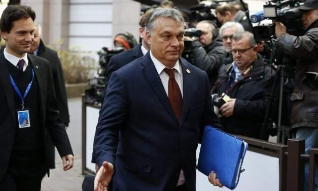 "Interview – Orbán expects 2017 to be ""year of revolt"""