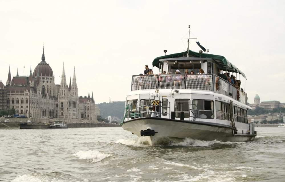 Boat line D2 has been launched in Budapest