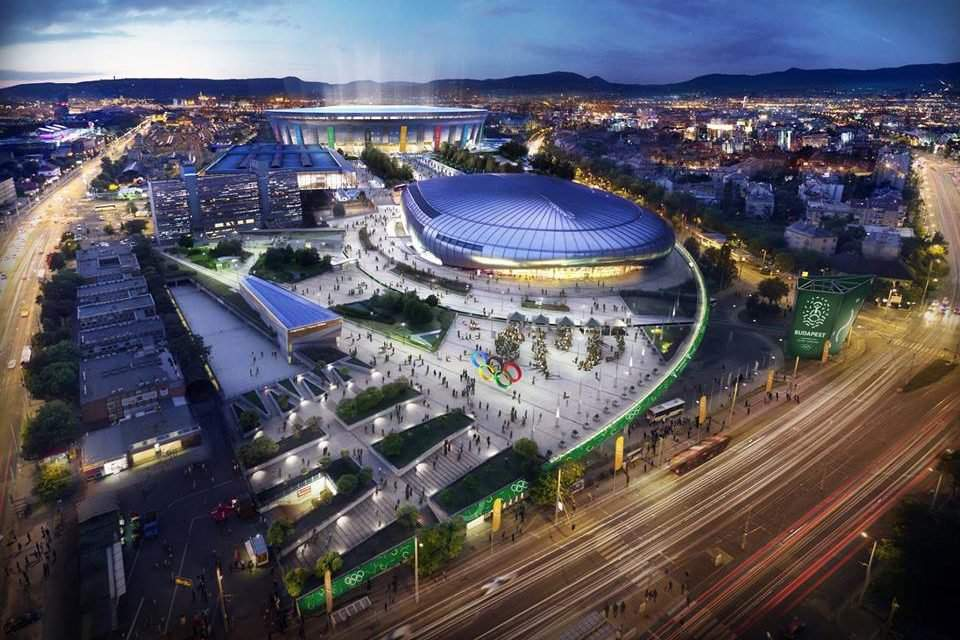 Budapest2024: stunning new visuals