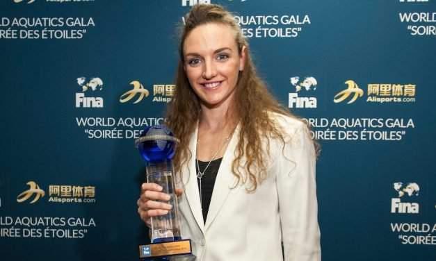FINA World Aquatics Gala: Main award goes to Katinka Hosszú, Tusuprewarded